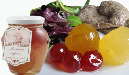 fruit mustard on website